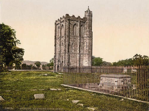 [Cambuskenneth Abbey, Stirling, Scotland]