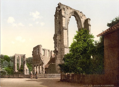 [Ruins of Walkenried, Hartz, Germany]